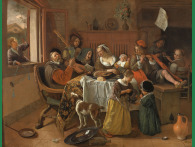SECRETS OF DUTCH ART IN THE GOLDEN AGE